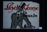 Lloyd George in Berlin. Ein neuer Film mit Alb. Paulig