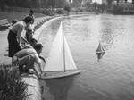 MacArthur Park model boats
