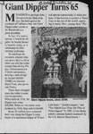 Giant Dipper turns 65