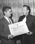 Walt Disney receives award