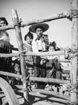 Children on a carreta