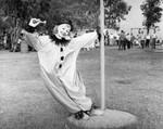 Just clowning