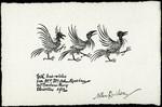 Arthur Rackham Christmas card