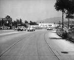 North Hollywood street