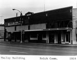 Maclay building/Paul's Bargain's building