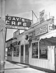 Gay's Cafe, Cafes