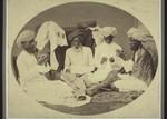 Indian tailors (muslims), Indische Schneider (Mohammedaner)