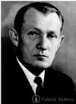 Charles C. Lauritsen, formal portrait